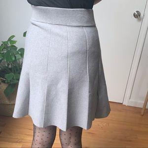 Ann Taylor Skirts - knit pleated skirt